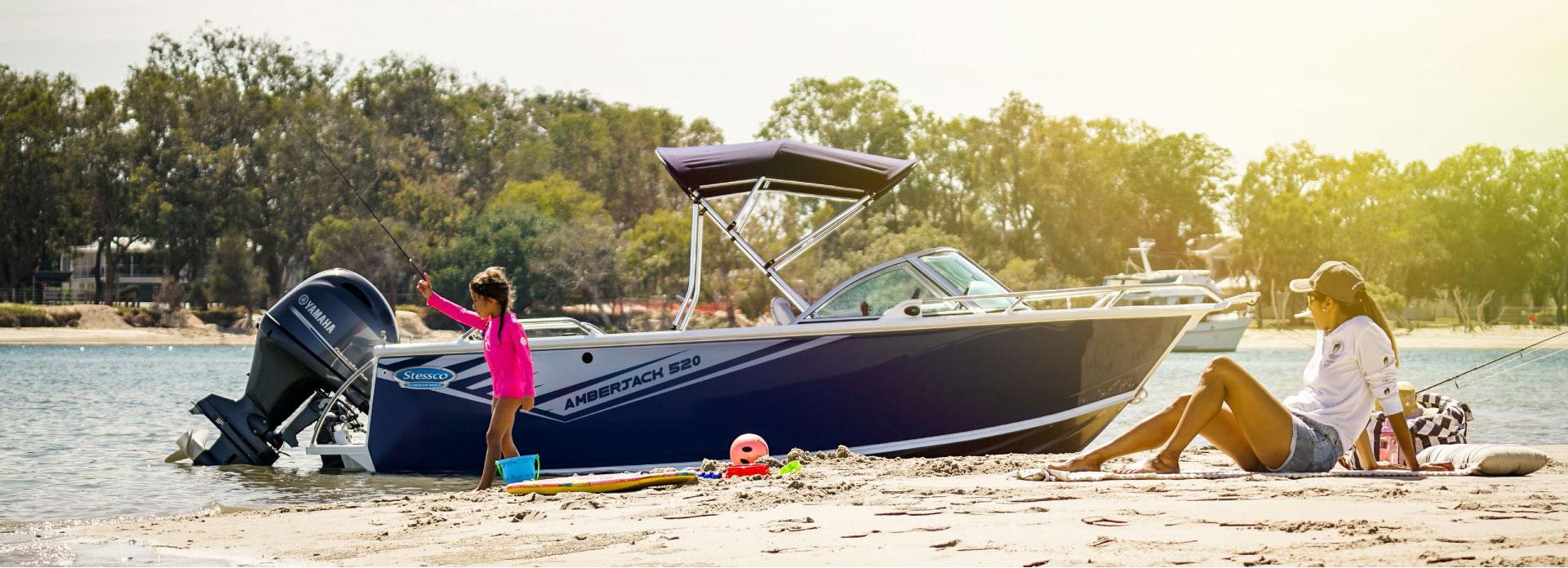 Australian Made Aluminium Boats - Stessco